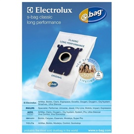 Electrolux E201B S-Bag Classic Long Performans Toz Torbası